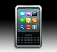 iPhone & Andriod Icon Design