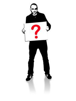 Question Person Icon