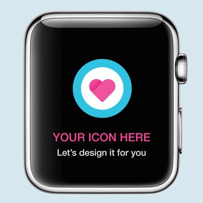 Apple Watch icon design