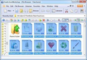 Icon Workshop batch conversion