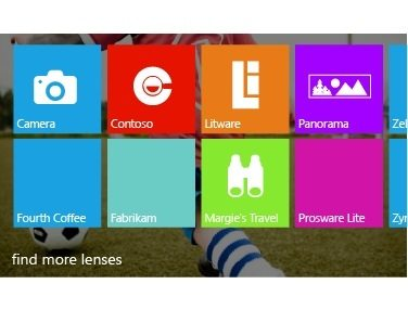 Windows 8 App Icons