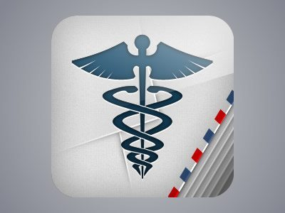 Medical Networking Desktop Icons