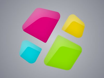 File Finder Desktop Icons