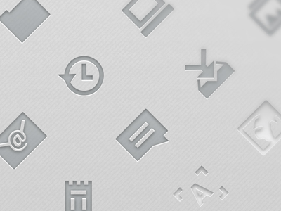 Android UI Icons