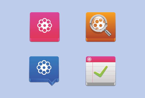 Custom Application Icons