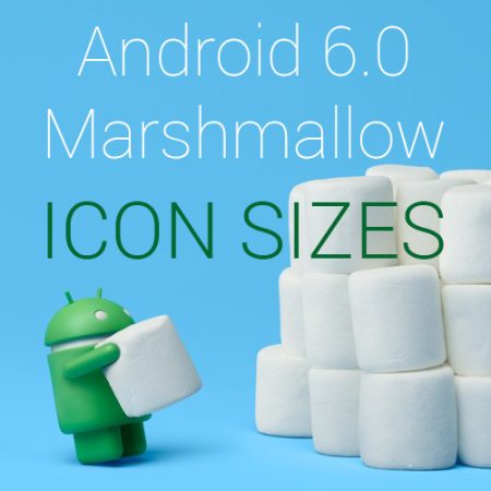 Android Icon Sizes made simple