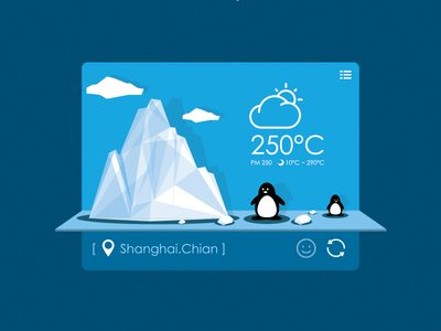 3D Weather Icon