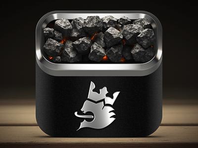 3D Sauna Icon