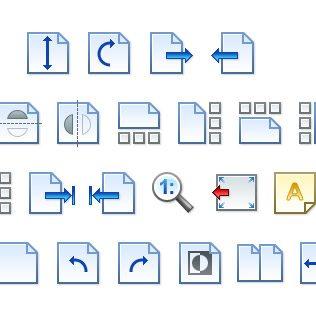 IBM Web App Icons