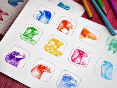 Icon Design Examples