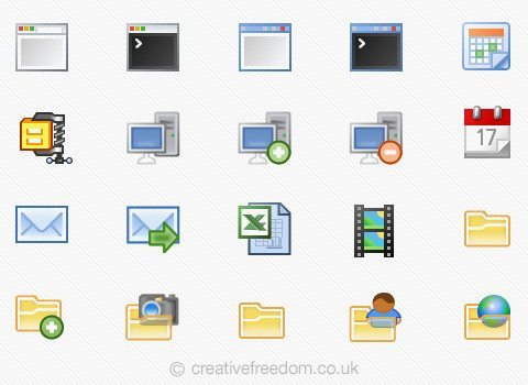 Dropboc Icons