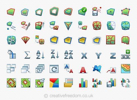GIS Icon Designer