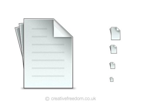 Free Document Icon