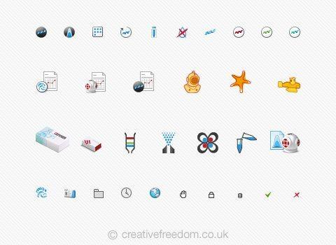 3D Icon Designer