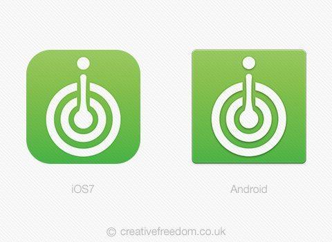 Android Icon Designer