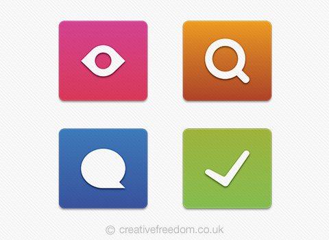 Flat Icon Designer
