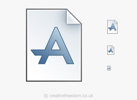 Windows Icon Design