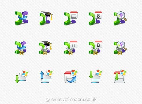 Windows Icon Designers