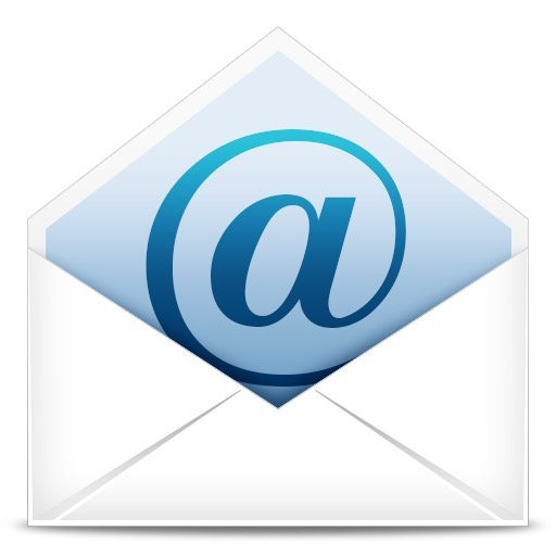 Email app launcher icon