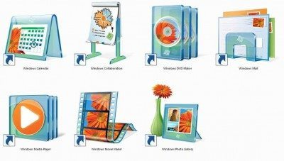 Windows Vista Icons