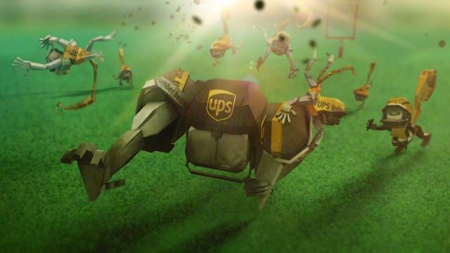UPS graphic