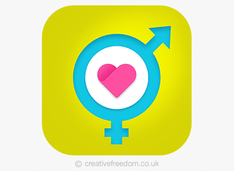 Luvango iPhone app icon