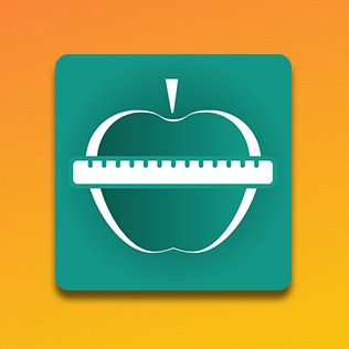 Android app icons diet assistant