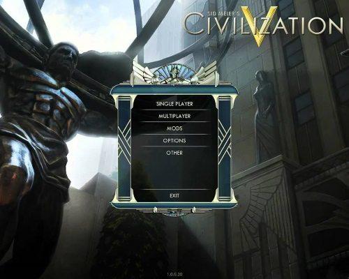 Civilisation 5 UI