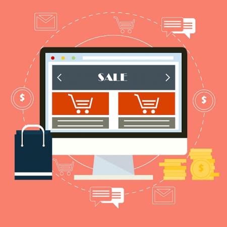 Sales web design