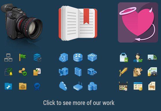 Icon Design Experts - Cambridge UK
