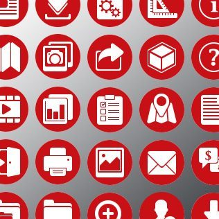 CAD Icons for CAD details