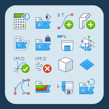 Engineering Software Icons