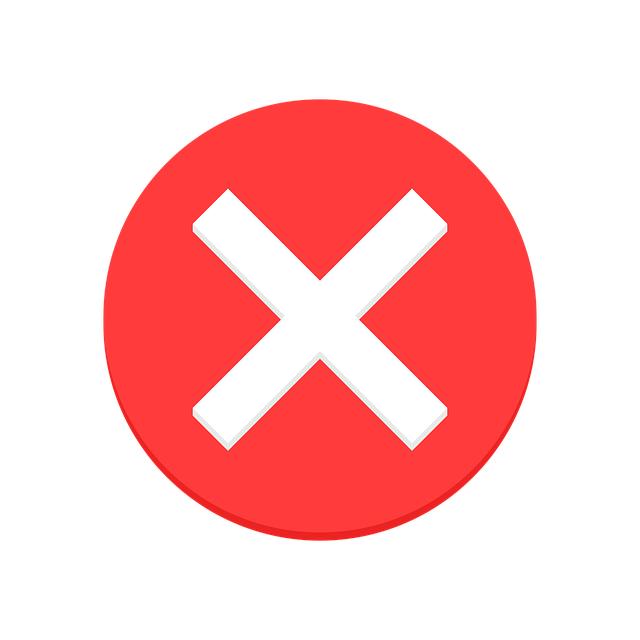 Icon design mistakes