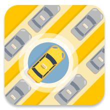 Custom app icons for Taxi App