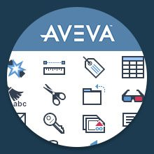 Custom icons for Aveva