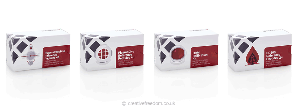 Biognosys Packaging