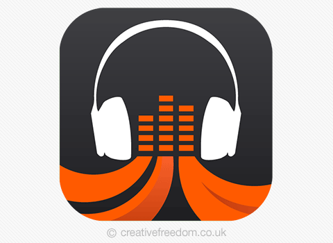 Music App Icon Design for Android