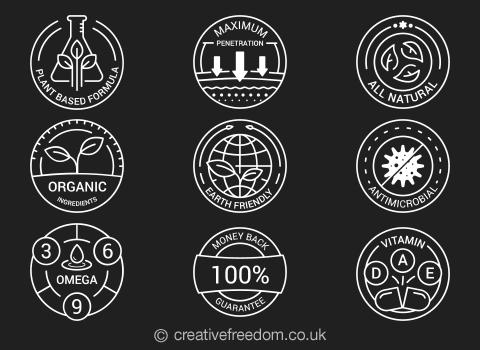 Battle Balm SVG Icons