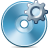 Blu-Ray settings Icon